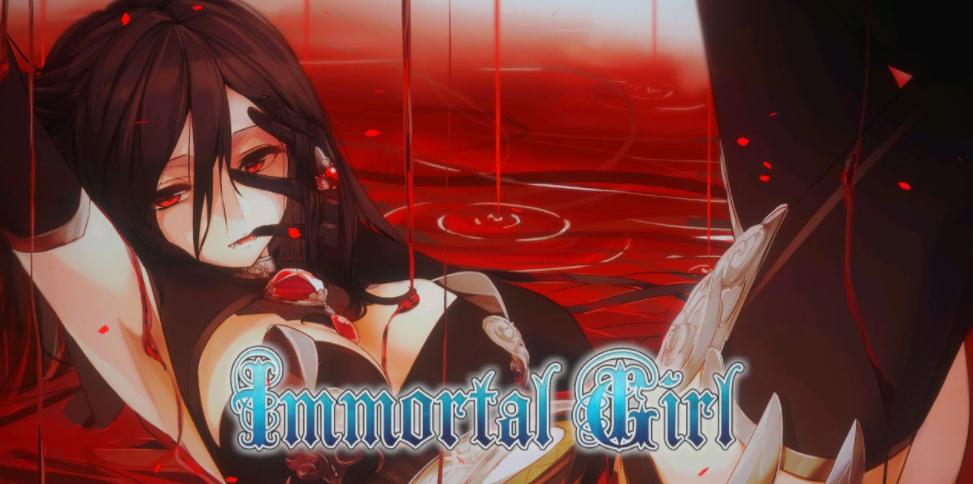 不朽少女 Immortal Girl DL中文版,日式风格ACT游戏