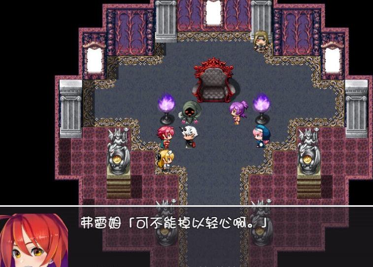 魔王吉尔-复活传 REVIVAL PC精修新汉化完整版,全CG