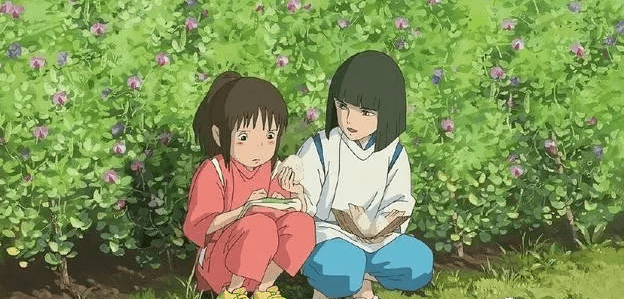 """部深入人心的动漫电影宫崎骏动漫"""""""